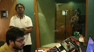 Onnavitta Yaarum Yenakilla Song Making clip 2 with Shreya Ghoshal & D. Imman