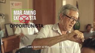 Mar Roxas Ekonomista O Opportunista?