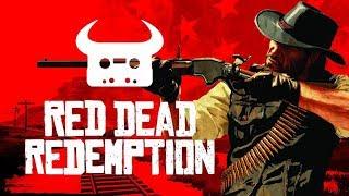 Прохождение Red Dead Redemption - Джон Марстон и его история