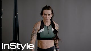 Video Meet Ashley Horner — The Woman Tackling 50 Ironman-distance Triathlons in 50 Days | InStyle download MP3, 3GP, MP4, WEBM, AVI, FLV November 2018