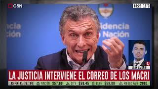 Macri, preocupado: correo intervenido, el concurso a la Corte