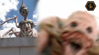 5 Mysterious Creatures Caught on Camera : The Most Amazing Strange Creatures 2019