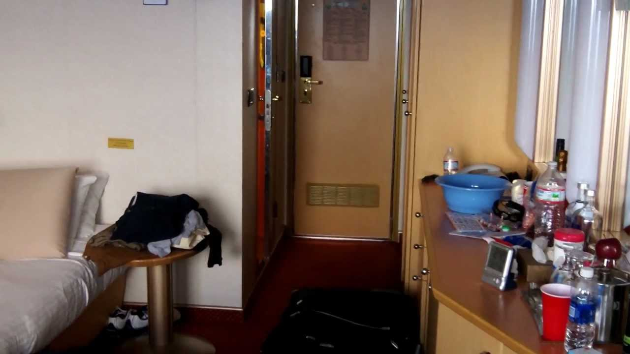 Carnival Dream Balcony Room 10287 Review  Lido Deck  YouTube