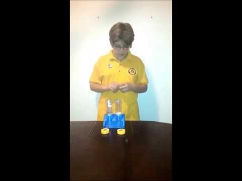 Sonoran Science Academy - Davis Monthan - 6th Grade STEAM Demo