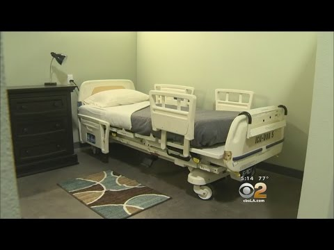 Sun Valley Facility Offers Homeless Place To Fully Recuperate After Hospital Stay