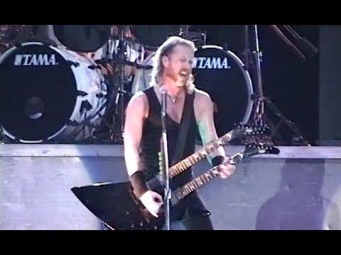 Metallica - Dallas, TX, USA [1994.08.05] Full Concert - 2nd Source