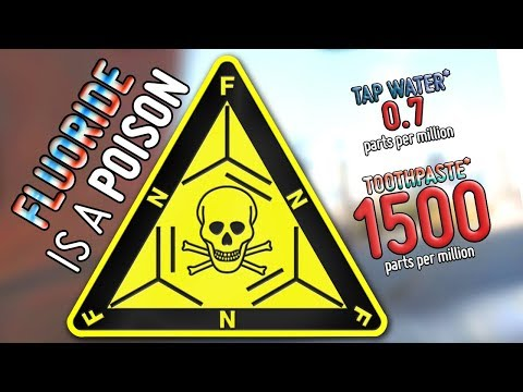 FLUORIDE IS POISON, TOOTHPASTE IS TOXIC! - Personal Testimony