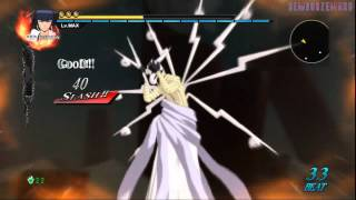 Repeat youtube video Bleach: Soul Resurrection - All Characters Ultimate Attacks