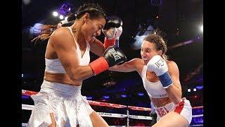 Fight Highlights: Mikaela Mayer vs. Baby Nansen