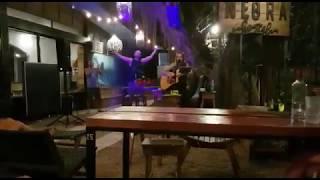 Latin music by Eve Surfista in Tamarindo