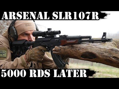 AK47 - Arsenal SLR107R (107-11) 5000rds