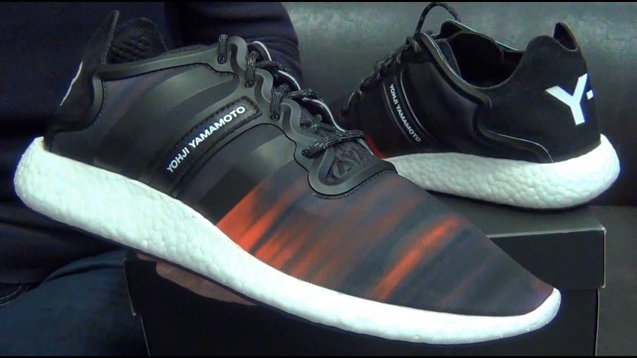 a93bac47a08b0 adidas Y-3 Yohji Run - Presentation  298 - SoleFinder.ru - YouTube
