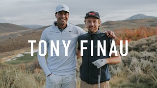 Tony Finau and EAL Play a Match at the Hardest Course in Utah - Front 9