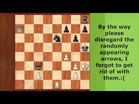 The best chess puzzles #21 A study by Wotawa in the spirit of practical chess