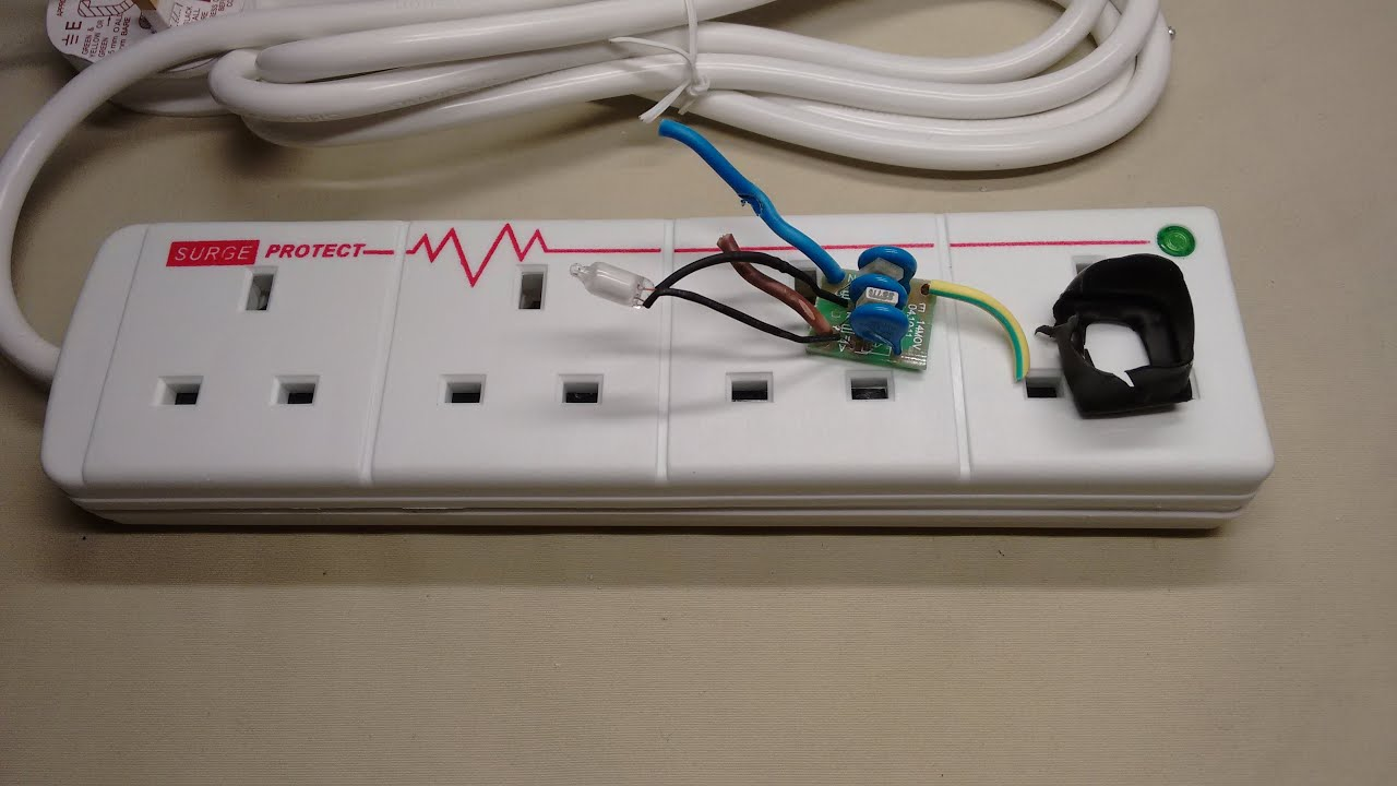 small resolution of inside a hyundai surge protection strip with schematic