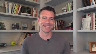Scott Foley's Move to Prague Led to a Power Shift in His Marriage