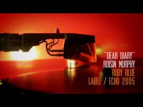ROISIN MURPHY / Dear Diary  / vinyl