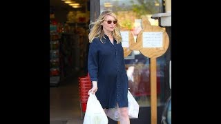 Kirsten Dunst bumps around in Beverly Hills