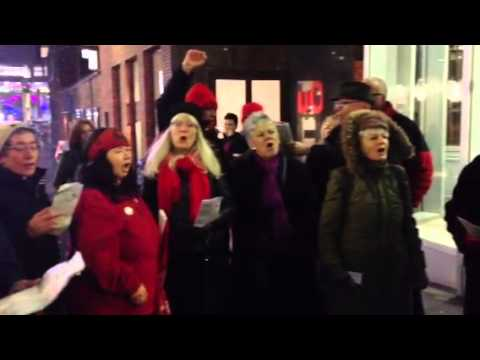 Liverpool friends of palestine 16/11/2012