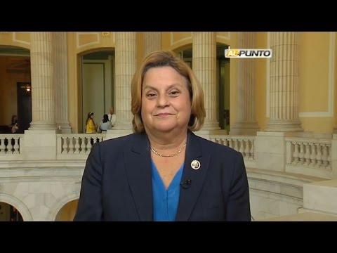 """Ileana Ros-Lehtinen: """"El Presidente no va a tener éxito en levantar el embargo"""""""
