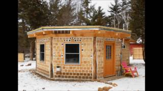 Cordwood Building with Rob Roy