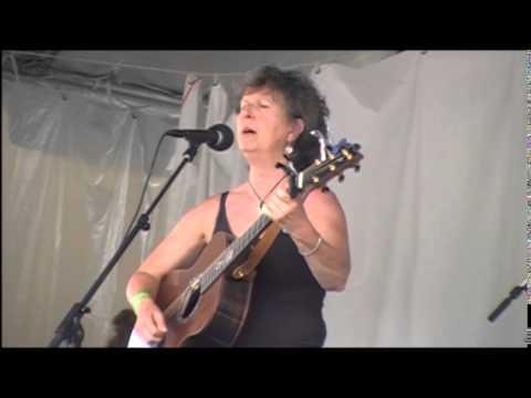 Laura Zucker at Falcon Ridge Folk Festival 2014