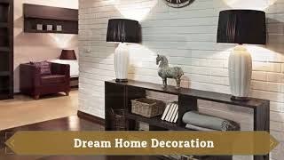 Home Decoration Styles for Modern Homes Types and materials Details in the design of the room