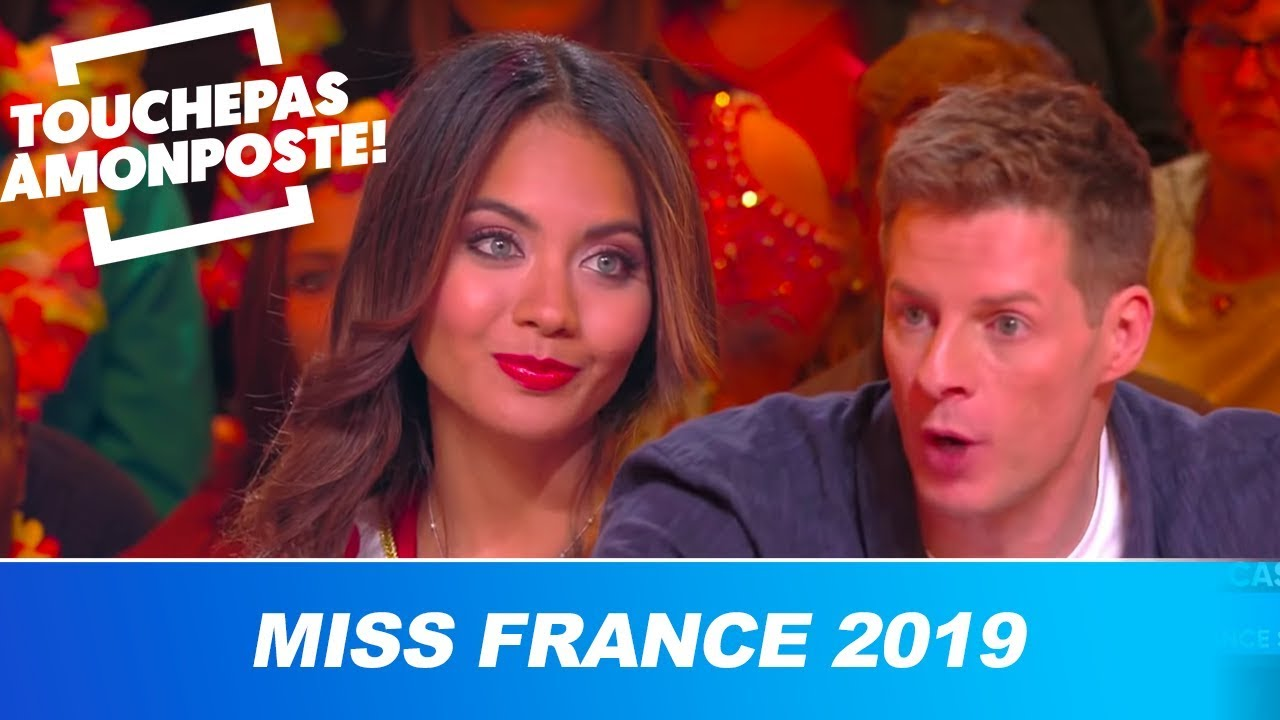 Matthieu Delormeau flingue Vaimalama Chaves (Miss France 2019)