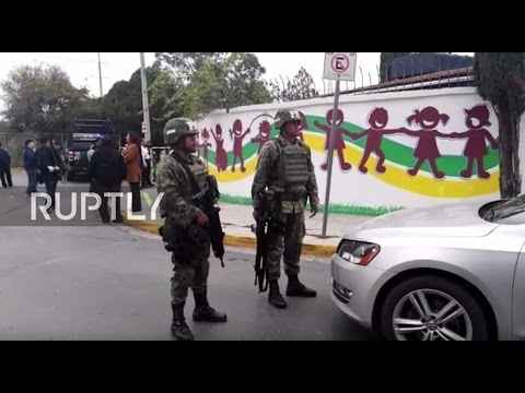 Mexico: Five injured in American college shooting in Monterrey