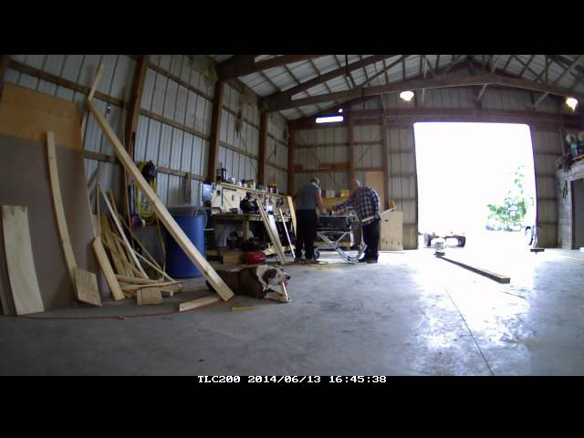Time Lapse in Shop