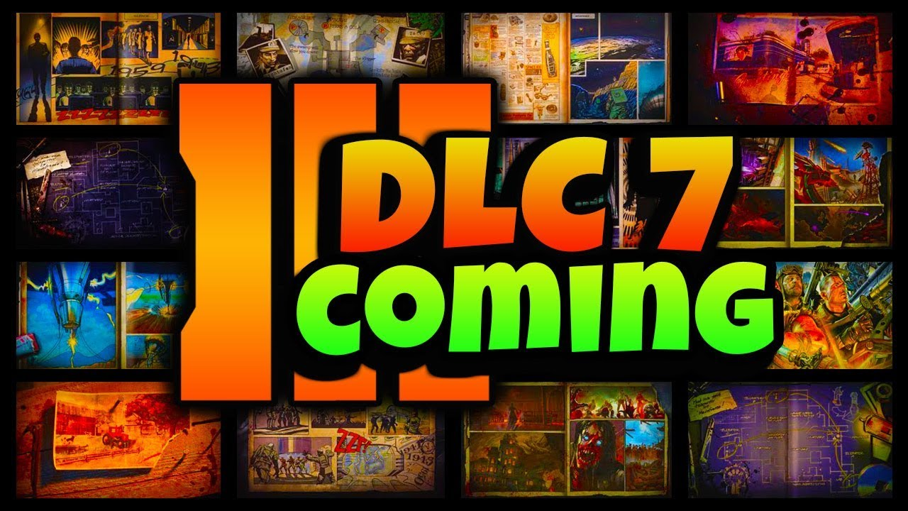DLC 7 Coming (What Could It be?) Black Ops 3