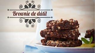Chef Oropeza Recetas Para Halloween:brownies Datil- Halloween Recipes:date Brownies