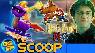 Spyro Cheats, Harry Potter Wizards Unite Delayed, & Nintendo Game Rumours!    The Scoop