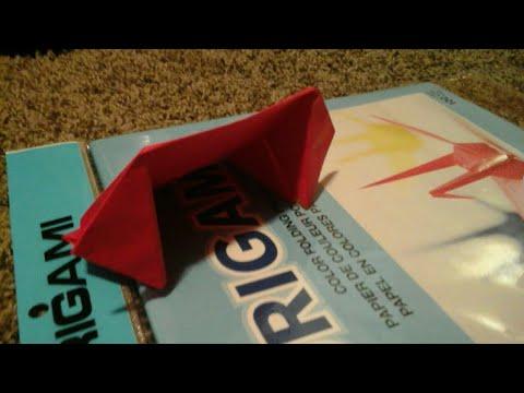 How To Make An Origami Fidget Flipper (Fidget Toy)-Exo Power