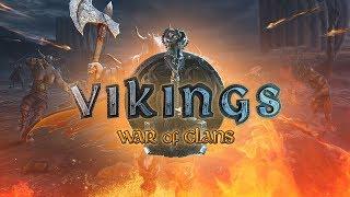 Vikings: War Of Clans - Копаем плитки правильно!