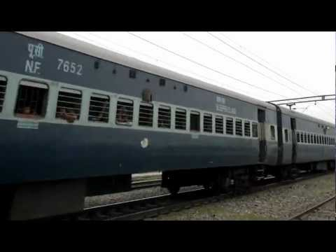 DIBRUGARH CHANDIGARH EXPRESS WITH WDM 3A ENGINE.mp4