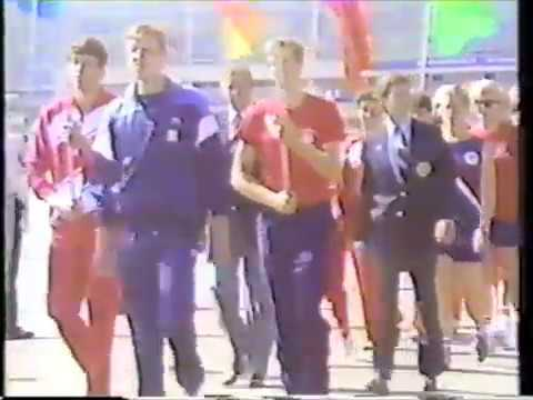 1986 Goodwill Games   Day 16   Daytime   July 20, 1986
