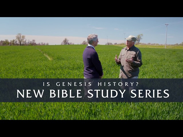 The First Seven Days : Clip from Bible Study on Genesis