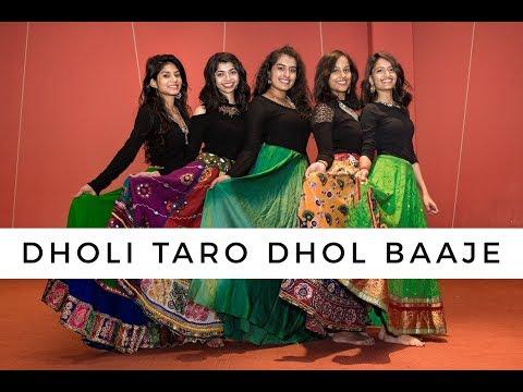 Dhol Baaje - Hum Dil De Chuke Sanam | Bollywood Garba Dance | MAYBAE SHWETA | Navratri | Salman Khan