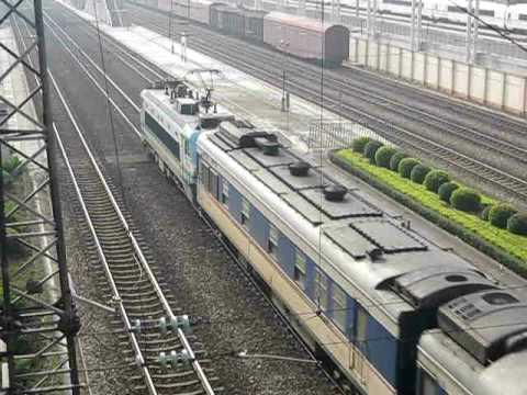 SS8, China Railway中国铁路(ChangChun to GuangZhou Train)