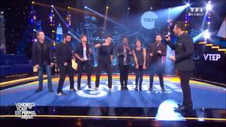 VTEP Direct Du 11/09/15 - Freeze Dance [Kev Adams, Rayane Bensetti, Gad Elmaleh...]