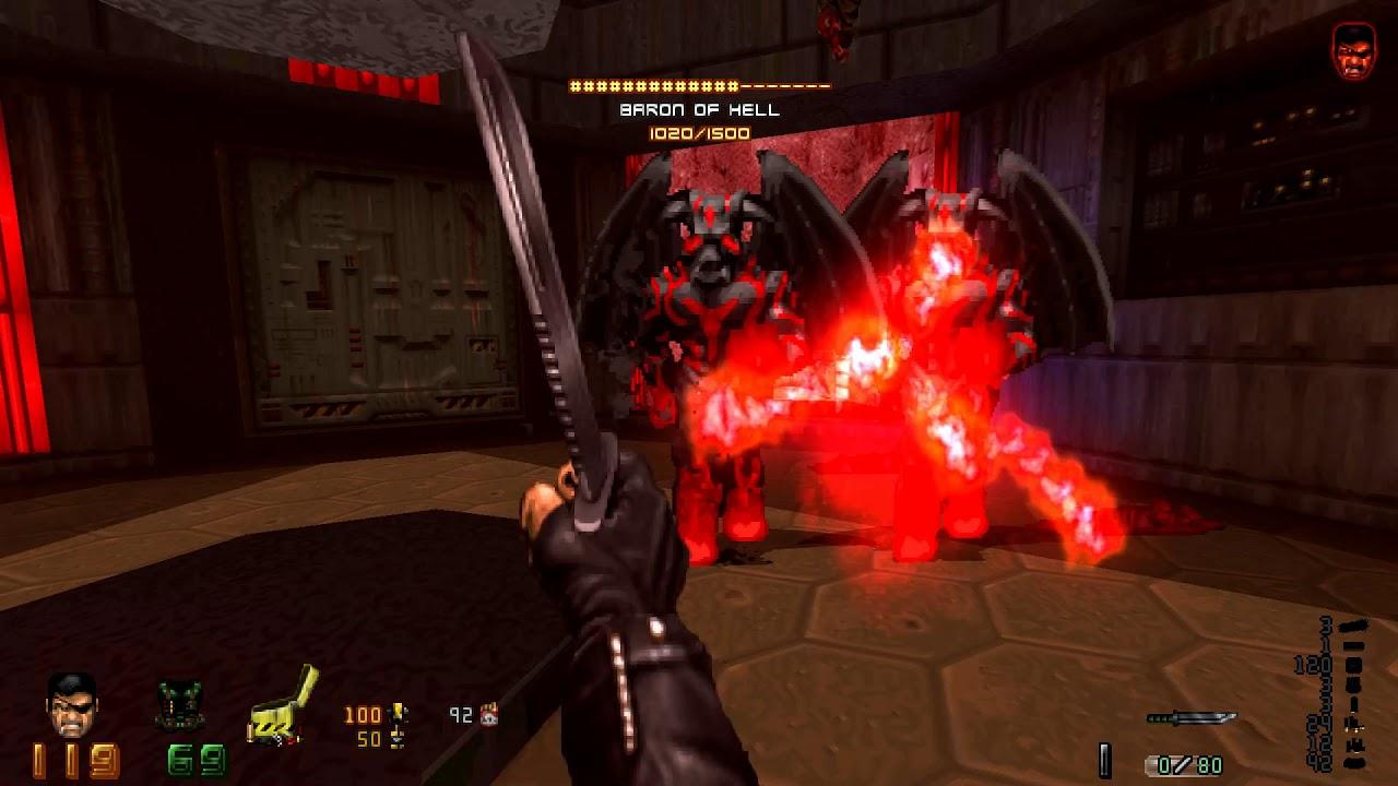 Birthday Bash #3 [Doom 2 wad /w Trailblazer & EVP mods]
