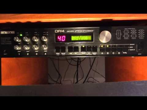 Ensoniq DP4 HD demo