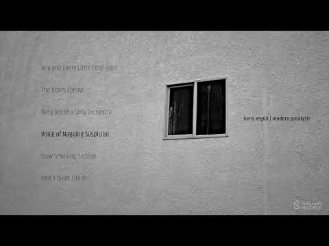 Barış Ergün - Voice of Nagging Suspicion