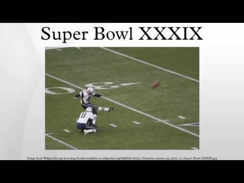 Super Bowl XXXIX  YouTube