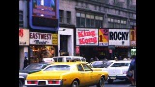 New York Christmas 1976 - Super 8mm