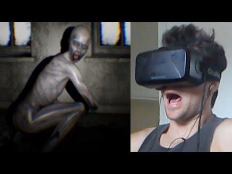 "Oculus Rift Horror Gameplay ""Doors of Silence"""