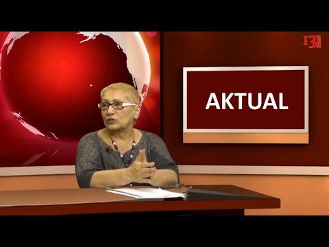 """""""Elə bil BP-nin prezidentinin Azərbaycandan qazandığı pulu soruşuram""""-Mirvari Qəhrəmanlı- Aktual #46"""