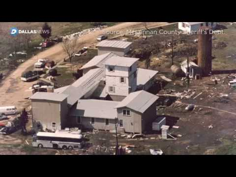 Download 'Larger than anything we'd ever executed': ATF officer recalls raid on Branch Davidians