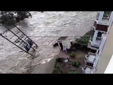 Bankura Satighat flood